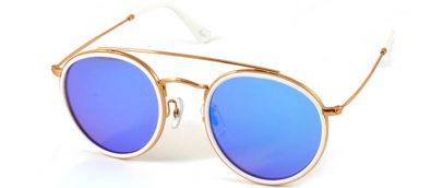 mavi aynalı gözlük