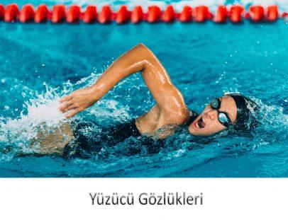 Yüzücü Gözlükleri